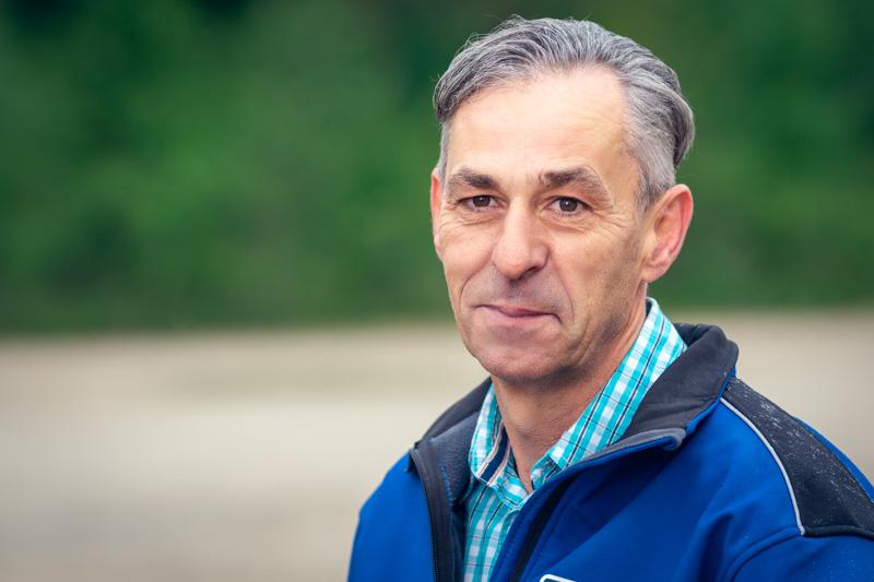Lasselsberger Kieswerk / Sandgrube Krems Ansprechpartner Anton Geppner für Sand & Kies